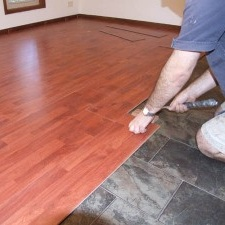 Floating Cork Flooring